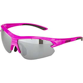 BBB Impulse BSG-52S Sport Glasses small, neon pink gloss